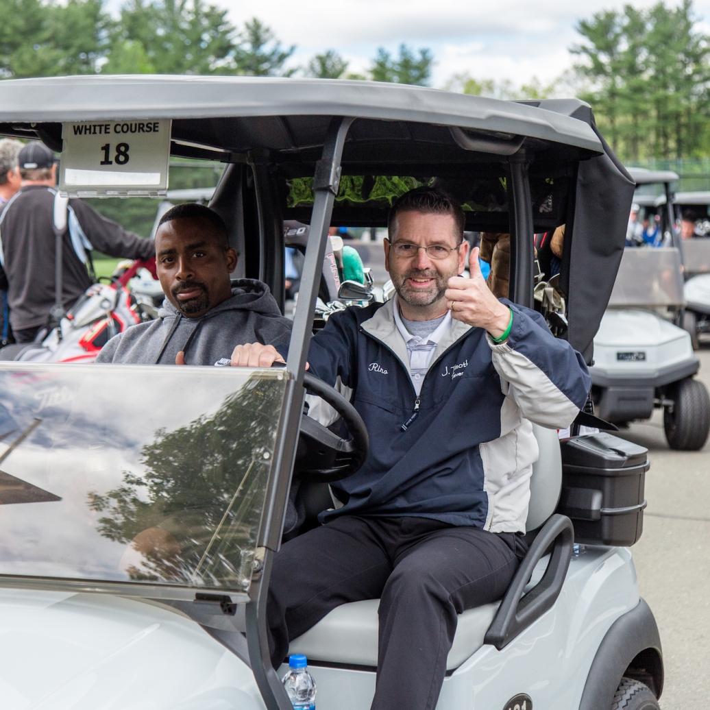 GolfRinoCart